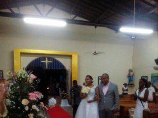 El matrimonio de Mayra y Gerardo 1