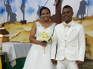El matrimonio de Mayra y Gerardo 3
