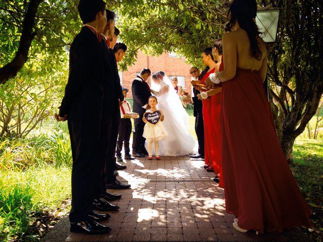 El matrimonio de Camilo y Viviana en Bogotá, Bogotá DC 2