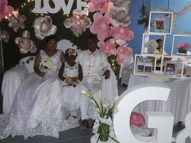 El matrimonio de Mayra y Gerardo