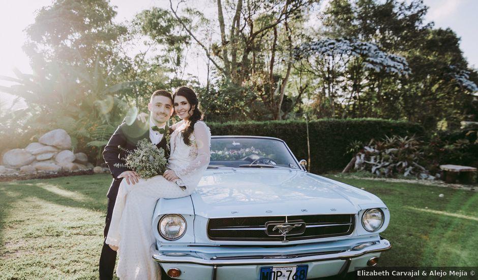 El matrimonio de Mateo y Caro en Rionegro, Antioquia