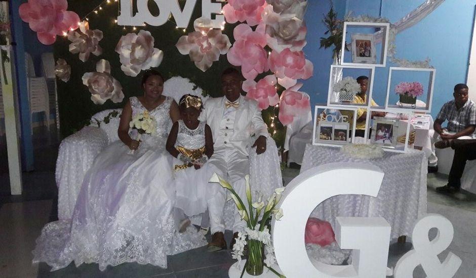 El matrimonio de Gerardo y Mayra en Turbo, Antioquia