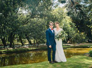 El matrimonio de Maria Victoria y Guillermo 1