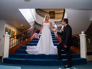 El matrimonio de Josefina y Nestor