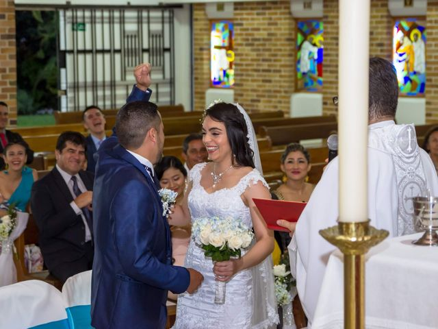 El matrimonio de Miguel y Alexandra en Ibagué, Tolima 34