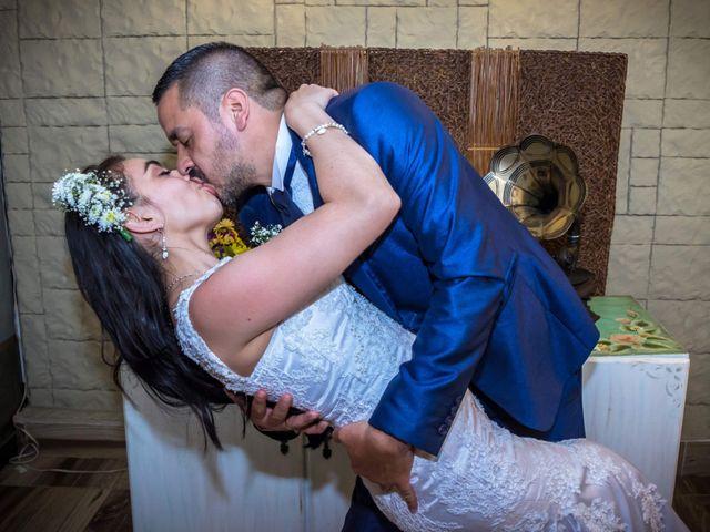 El matrimonio de Alexandra y Miguel