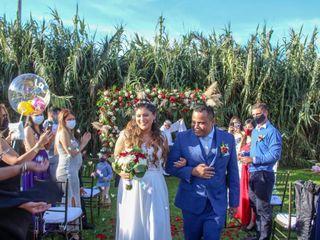 El matrimonio de Dalia y Dennis