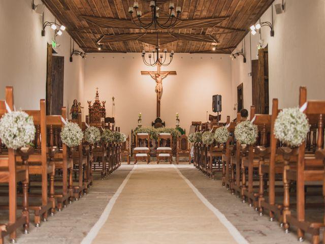 El matrimonio de Jeronimo y Pilar en Manizales, Caldas 1