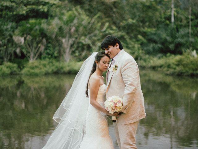 El matrimonio de Adriana y Iván