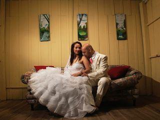 El matrimonio de Diana y Juan José