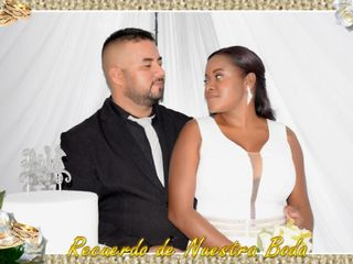 El matrimonio de Jenny  y Mauricio