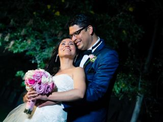El matrimonio de Yenny y Royer