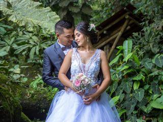 El matrimonio de Yanethcy y Martin