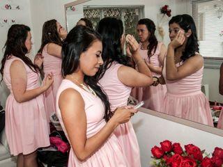 El matrimonio de Jenny y Rodrigo 1