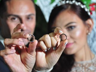 El matrimonio de Jenny y Rodrigo