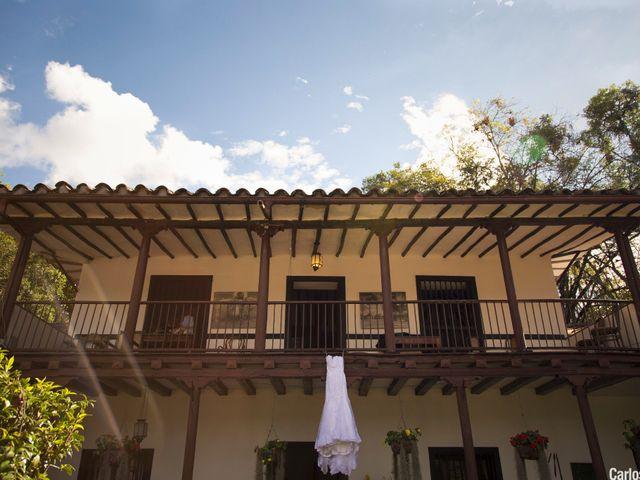 El matrimonio de Alvaro y Yazmin en Retiro, Antioquia 4