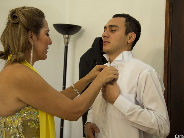 El matrimonio de Alvaro y Yazmin en Retiro, Antioquia 5