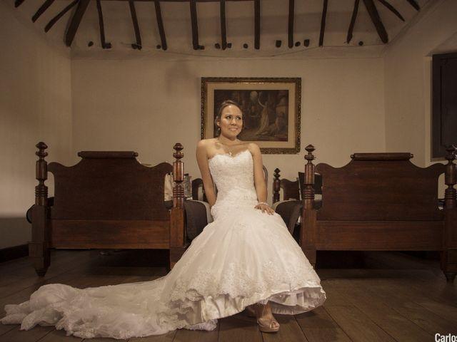 El matrimonio de Alvaro y Yazmin en Retiro, Antioquia 1