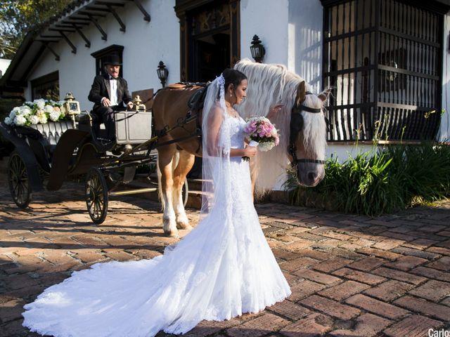 El matrimonio de Alvaro y Yazmin en Retiro, Antioquia 19