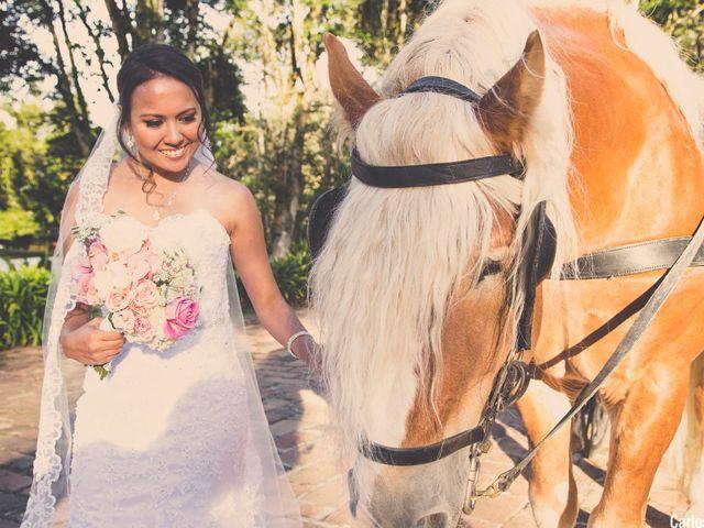 El matrimonio de Alvaro y Yazmin en Retiro, Antioquia 20