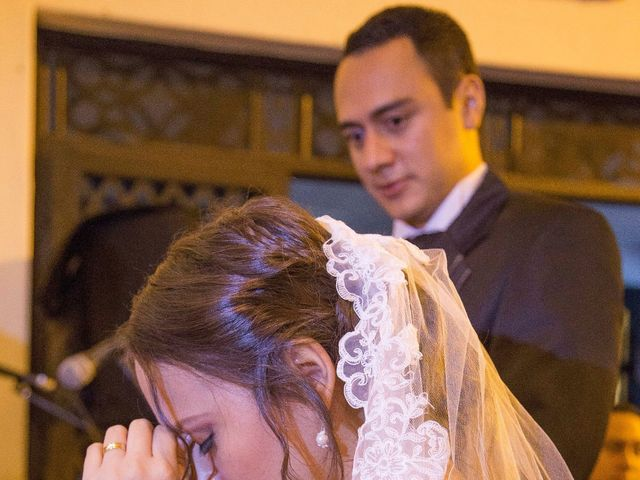 El matrimonio de Alvaro y Yazmin en Retiro, Antioquia 23