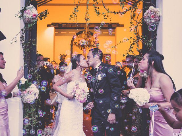 El matrimonio de Alvaro y Yazmin en Retiro, Antioquia 24