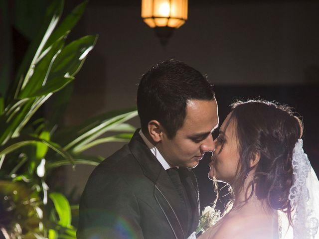 El matrimonio de Alvaro y Yazmin en Retiro, Antioquia 27