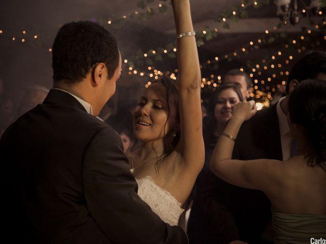 El matrimonio de Yazmin y Alvaro
