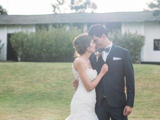 El matrimonio de Natalia y Christian