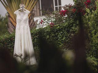 El matrimonio de Lina y Mauricio 1