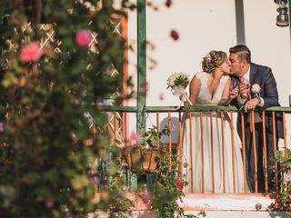 El matrimonio de Lina y Mauricio