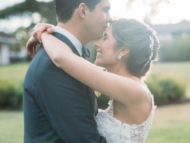 El matrimonio de Christian y Natalia en Subachoque, Cundinamarca 4