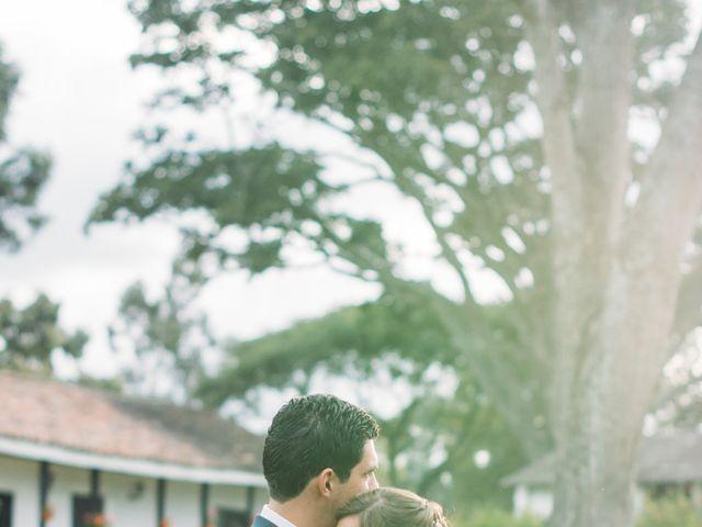 El matrimonio de Christian y Natalia en Subachoque, Cundinamarca 1