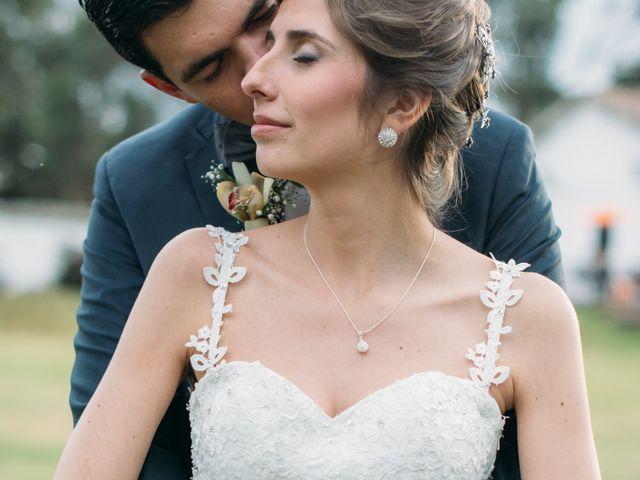 El matrimonio de Christian y Natalia en Subachoque, Cundinamarca 7