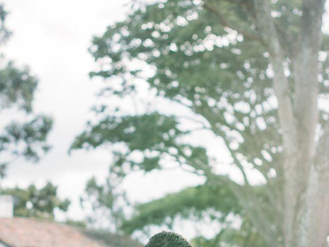 El matrimonio de Christian y Natalia en Subachoque, Cundinamarca 8
