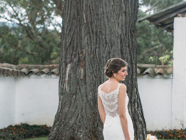 El matrimonio de Christian y Natalia en Subachoque, Cundinamarca 15