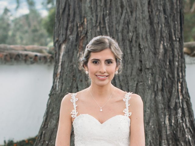 El matrimonio de Christian y Natalia en Subachoque, Cundinamarca 16