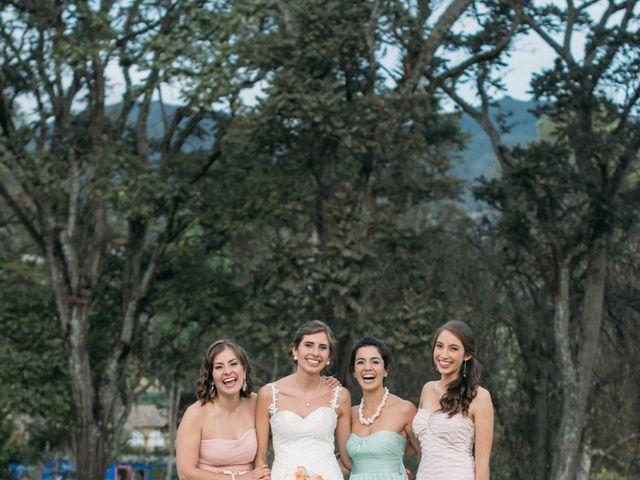 El matrimonio de Christian y Natalia en Subachoque, Cundinamarca 18