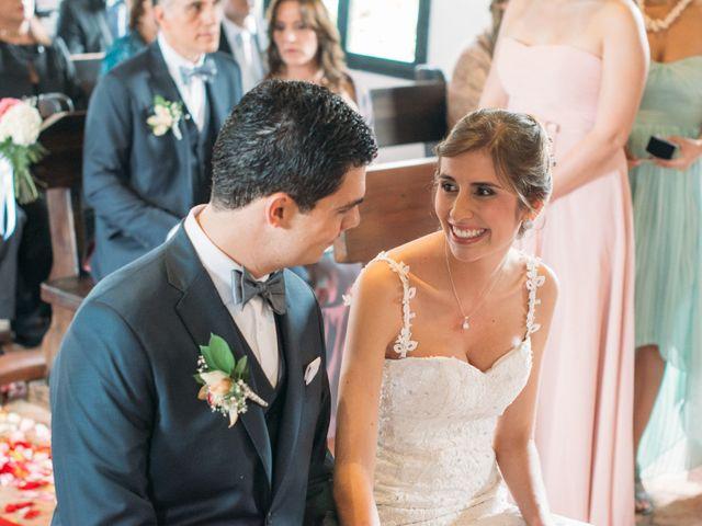 El matrimonio de Christian y Natalia en Subachoque, Cundinamarca 23