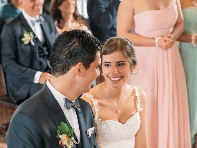 El matrimonio de Christian y Natalia en Subachoque, Cundinamarca 27
