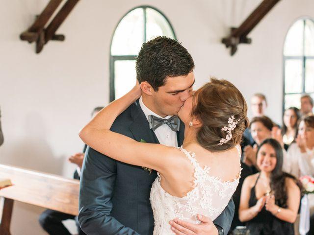 El matrimonio de Christian y Natalia en Subachoque, Cundinamarca 28