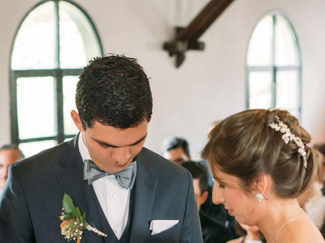 El matrimonio de Christian y Natalia en Subachoque, Cundinamarca 29