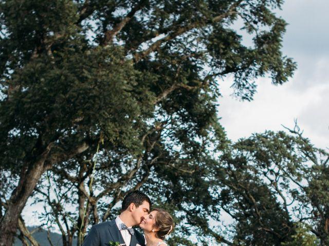 El matrimonio de Christian y Natalia en Subachoque, Cundinamarca 30