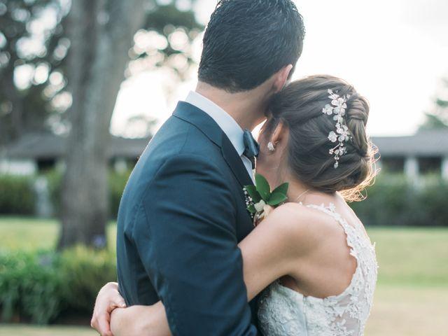 El matrimonio de Christian y Natalia en Subachoque, Cundinamarca 31