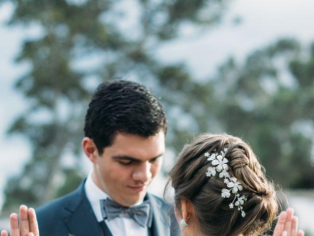 El matrimonio de Christian y Natalia en Subachoque, Cundinamarca 33