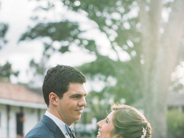 El matrimonio de Christian y Natalia en Subachoque, Cundinamarca 34