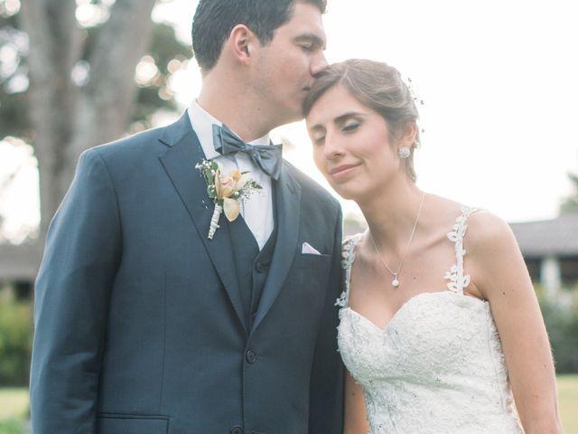 El matrimonio de Christian y Natalia en Subachoque, Cundinamarca 37