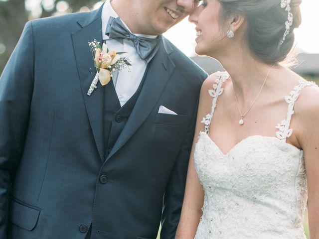 El matrimonio de Christian y Natalia en Subachoque, Cundinamarca 39
