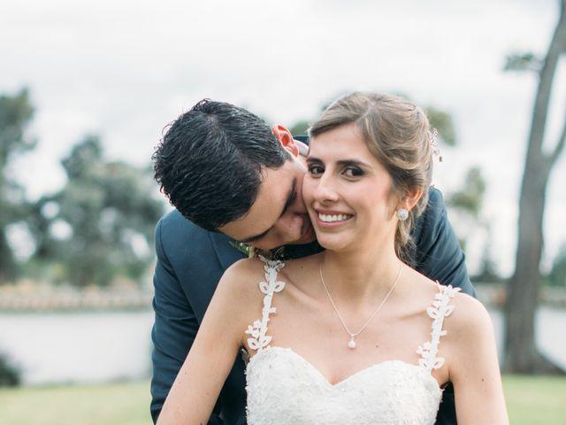 El matrimonio de Christian y Natalia en Subachoque, Cundinamarca 40