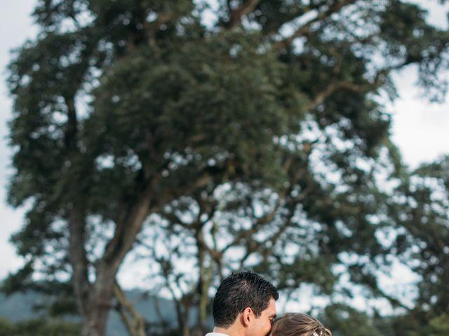 El matrimonio de Christian y Natalia en Subachoque, Cundinamarca 42